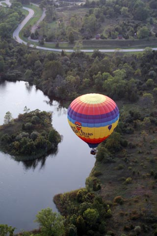 Hot Air Balloon Ride History